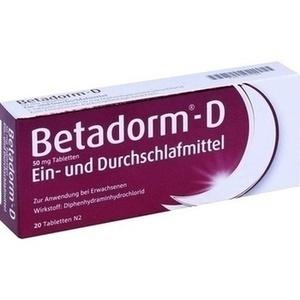 Betadorm - D