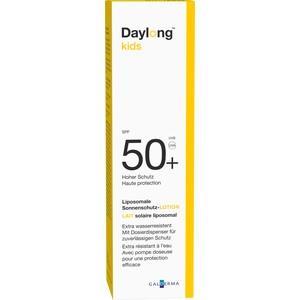 Protecție solară 50+ pentru copii DAYLONG